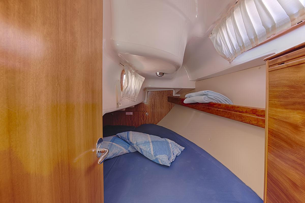 Bavaria 30 Cruiser - cabina di poppa