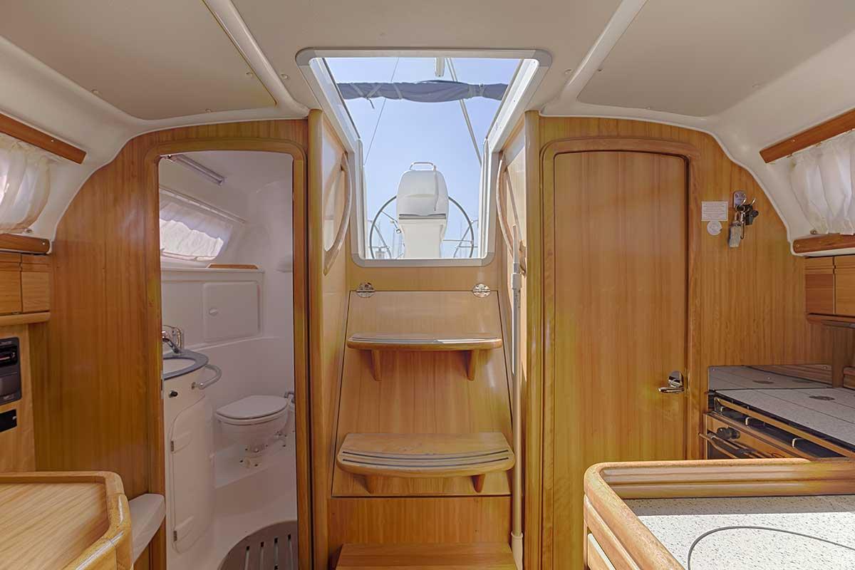 Bavaria 30 Cruiser - bagno