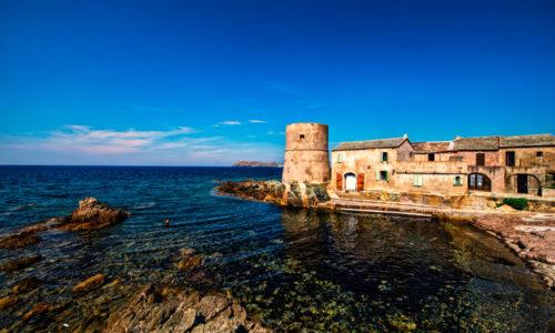 Corsica - Capo Corso