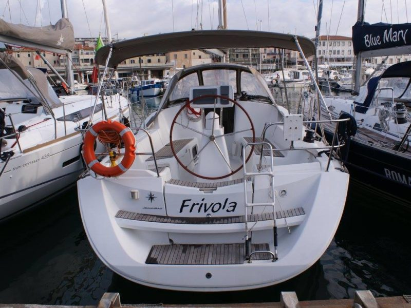 Jeanneau Sun Odyssey 36i - Frivola