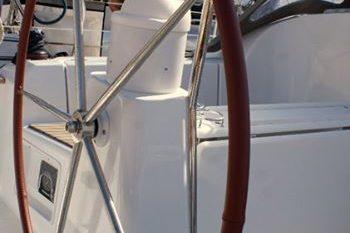 Jeanneau Sun Odyssey 36i - timone
