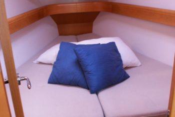 Jeanneau Sun Odyssey 36i - cabina di prua