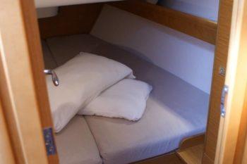 Jeanneau Sun Odyssey 36i - cabina di poppa a babordo