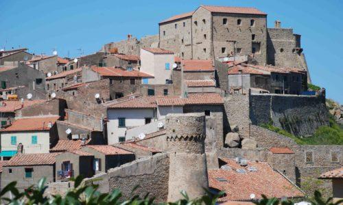 Isola del Giglio - Castello
