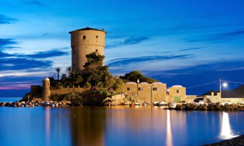 Isola del Giglio - Torre di Campese