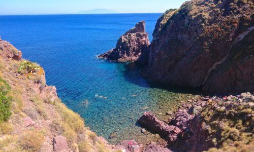 Isola di Capraia - Cala dello Zurletto