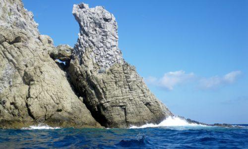 Isola di Capraia - Punta dello Zenobito