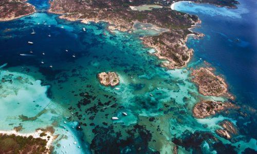 Sardegna - Arcipelago della Maddalena