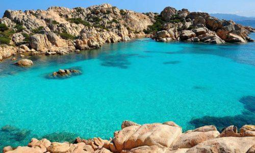 Sardegna - Cala Coticcio