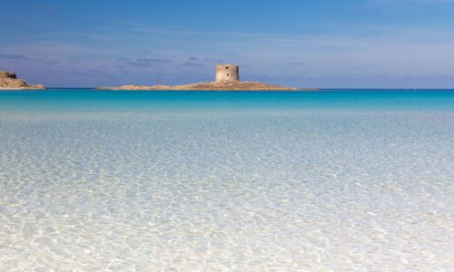 Sardegna - Spiaggia Rosa