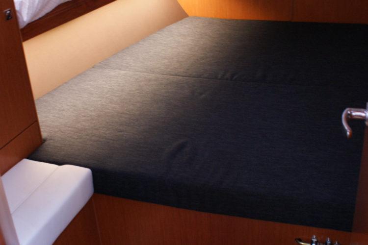Bavaria 46 Cruiser - cabina di poppa a tribordo