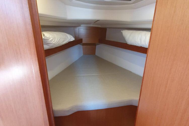 Bavaria 34 Cruiser - cabina di prua