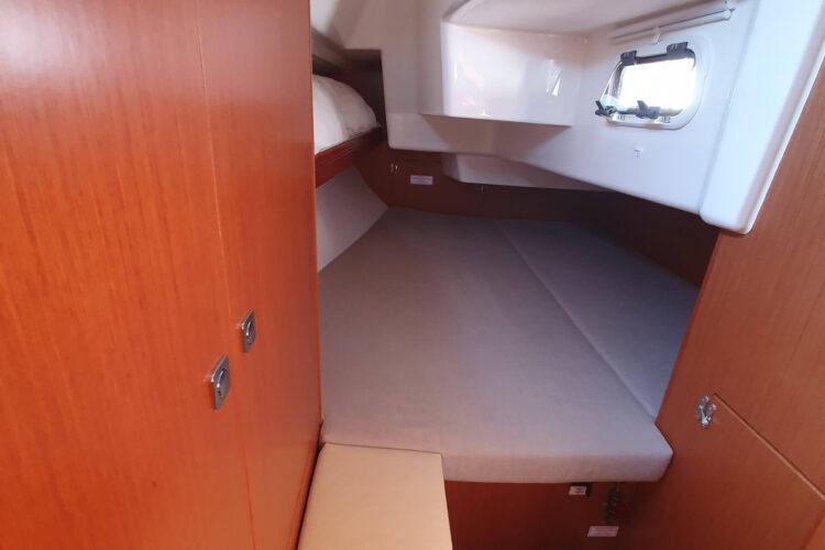 Bavaria 34 Cruiser - cabina di poppa